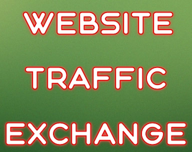 WEBSITE TRAFFIC EXCHANGE