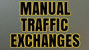 Manual Traffic Exchanges